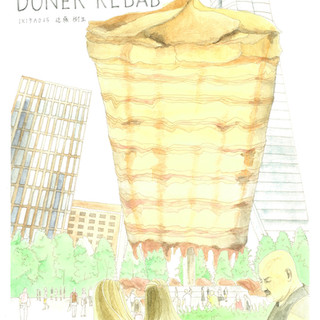 ALL-YOU-CAN-EAT DONER-KEBAB