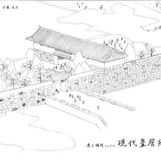 走る場所としての 現代皇居絵図