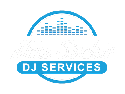 Mike Sinclair Logo FULL COLOR w_Black Ba