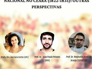 Independência e formação do Estado Nacional no Ceará.
