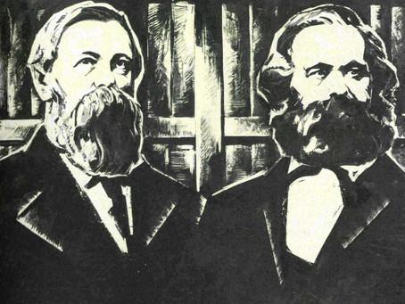 A idade da chuva: Marx e os marxistas