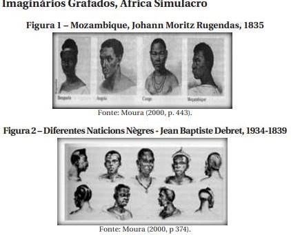 Discursos da racialização da África nos livros didáticos