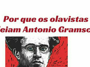 Por que os olavistas odeiam Antonio Gramsci