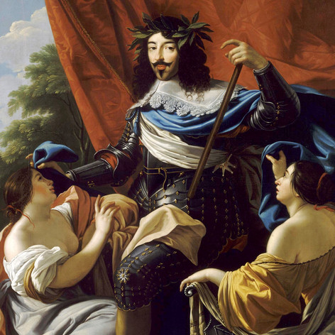 Canções da Corte de Luis XIII