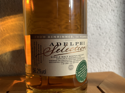 Benrinnes 14 year old Whisky