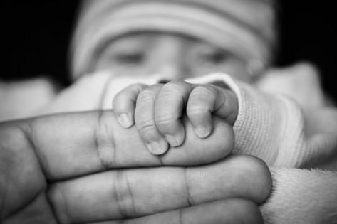 Embrague del bebé