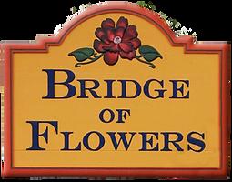 Bridge of Flowers logo
