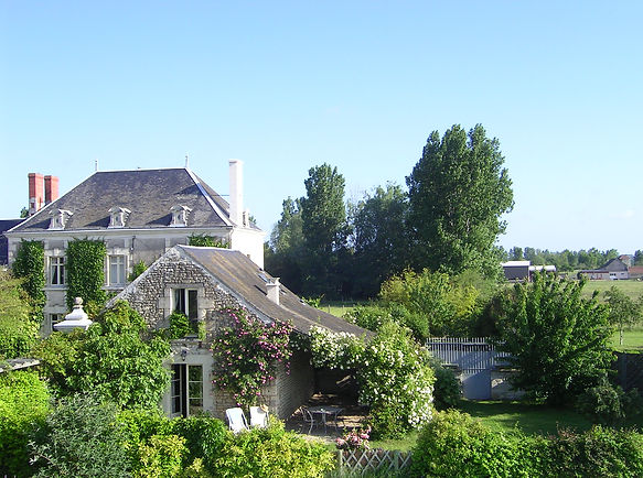 Guesthouse and Cottage in the Loire Valley