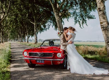 De Bruiloft van Judith en Marnix