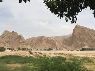 Visiting Al-Ain
