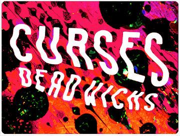 Curses Sticker