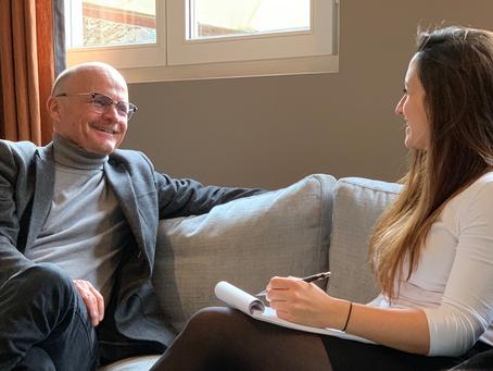 35 Jahre Dorian Huber Interiors:  Interview zwischen Vater & Tochter