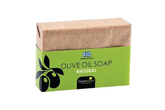 Σαπούνι ελαιολάδου οικολογικό χαρτί φυσικό 100γρ