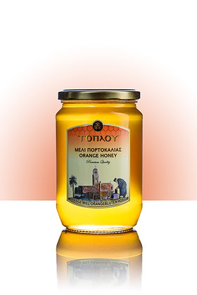 Orange honey 950g