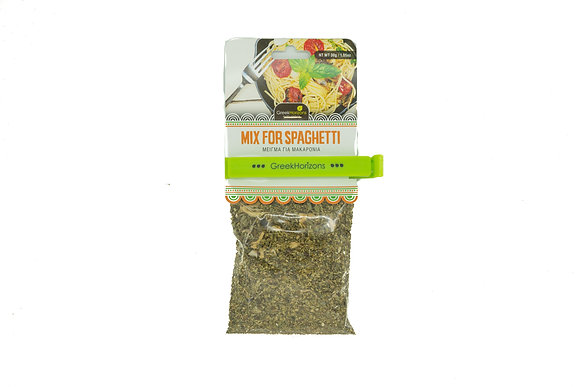 Mix for spaghetti 30g