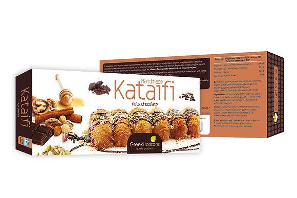 Kataifi chocolate & nuts 240g