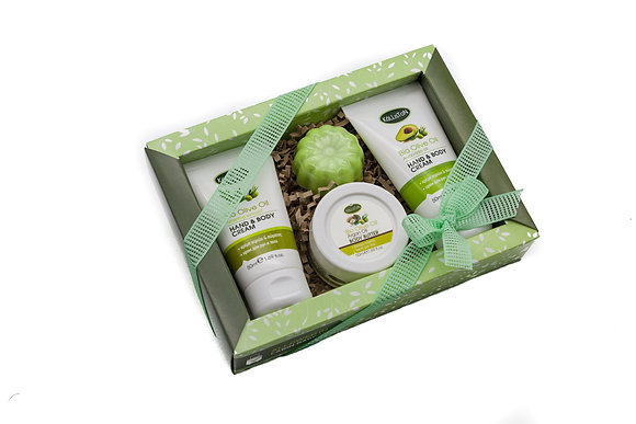 Cosmetic gift box Kalliston No3