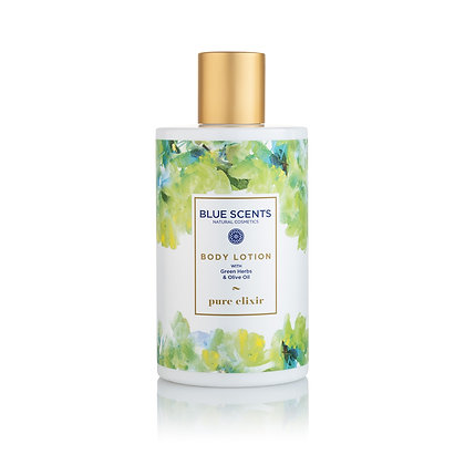 Body lotion Pure Elixir 'Blue Scents' 300ml