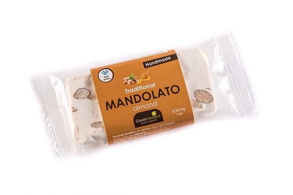 Mandolato (nougat) almond 50g