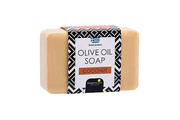 Olive oil soap coconut 100g