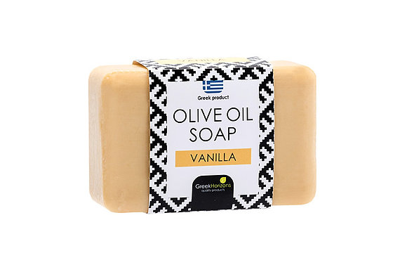 Olive oil soap vanilla 100g