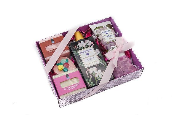 Cosmetic gift box Danae No14