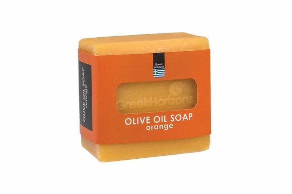 Καλλυντικό σαπούνι πορτοκάλι 125γρ