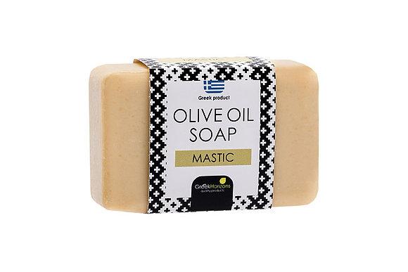 Olive oil soap mastic 100g