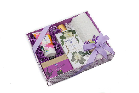 Cosmetic gift box Danae No11