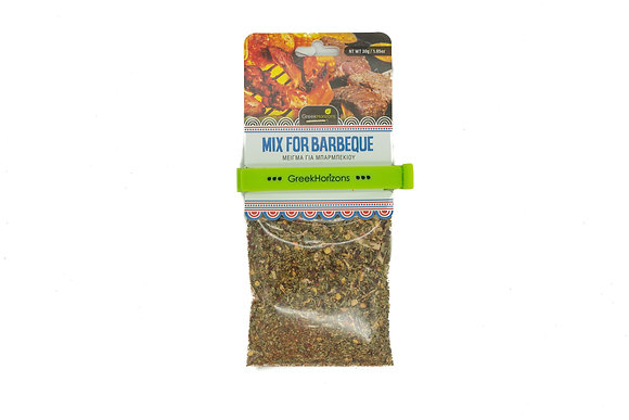 Mix for barbeque 30g