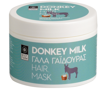 Hair mask Donkey milk Body farm 200ml