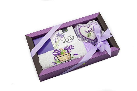 Lavender gift box No56
