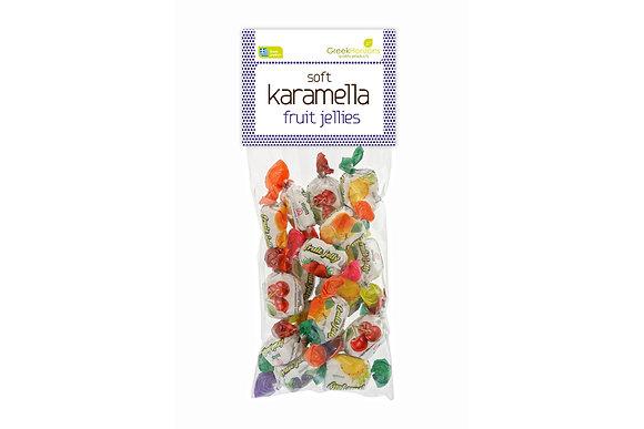Karamella fruit jellies 150g