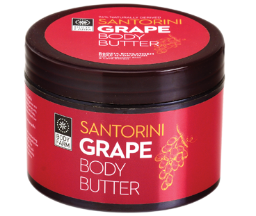 Body butter Santorini grape Body farm 200ml