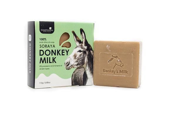Donkey milk soap Soraya 110g