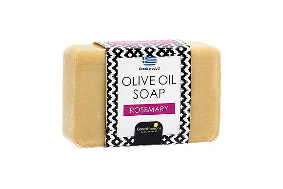 Olive oil soap rosemary 100g