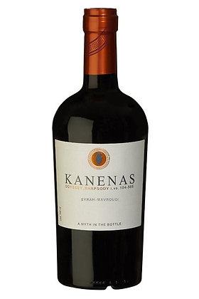 Kanenas red wine Tsantali 750ml