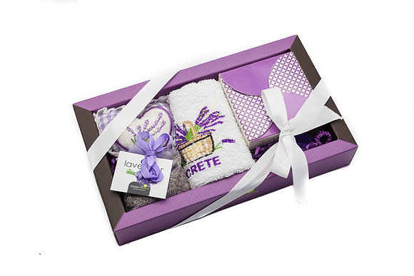 Lavender gift box No55