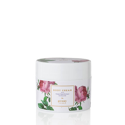 Body cream Peony 'Blue Scents' 200ml
