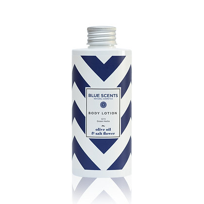 Body lotion Olive oil & Salt flower 'Blue Scents' 300ml