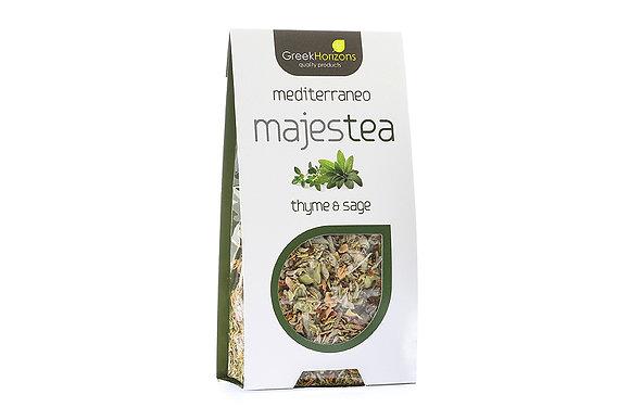 Mediterranian Majestea Thyme & sage 25g