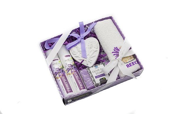 Lavender gift box No114