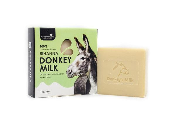 Donkey milk soap Rihanna 110g
