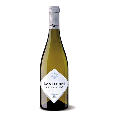 Santorini Assyrtiko white by Santo wines 750ml
