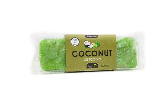 Καρύδα φυστίκι κελυφωτό 100γρ