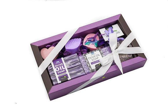 Lavender gift box No52