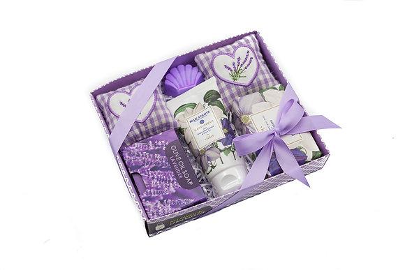 Lavender gift box No111