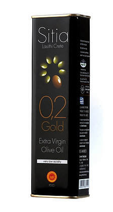 Extra virgin olive oil Sitia 0.2 500ml