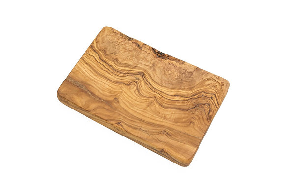 Olive wood cutting board (Size S)