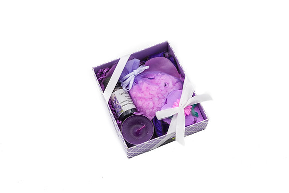 Lavender gift box No11